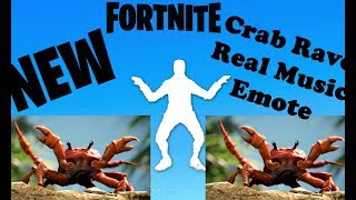 Fortnite - The Real Crab Rave Emote Music