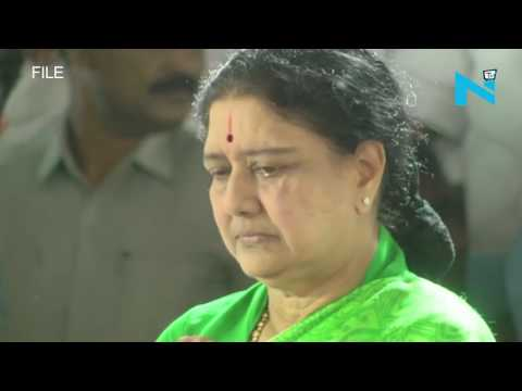 Sasikala paid 2 Crores toofficials for special facilities, says DIG prisons
