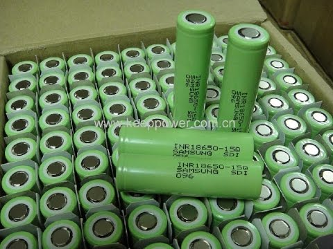 Lithium Ion Battery >> 18650 Lithium Tesla Type Cells New Available Cheap Source ...