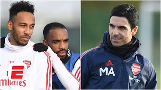 Are Lacazette, Aubameyang and Xhaka in Mikel Arteta's plans at Arsenal? | The Gab and Juls show