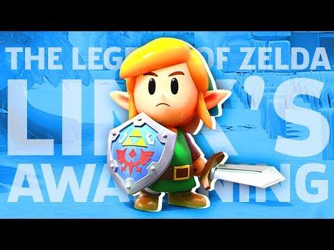The Legend Of Zelda Link S Awakening Gamespot Live