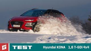 Hyundai Kona 1,6 T GDi 4WD TEST GARAZ.TV