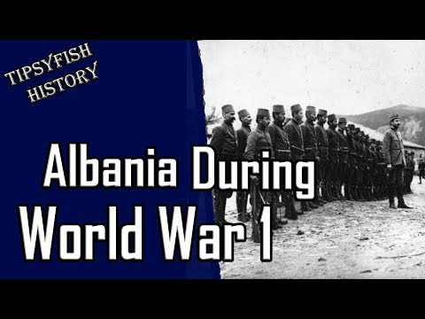Neutral Nations of WW1: Albania