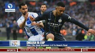 Brighton 1 - 4 Manchester City