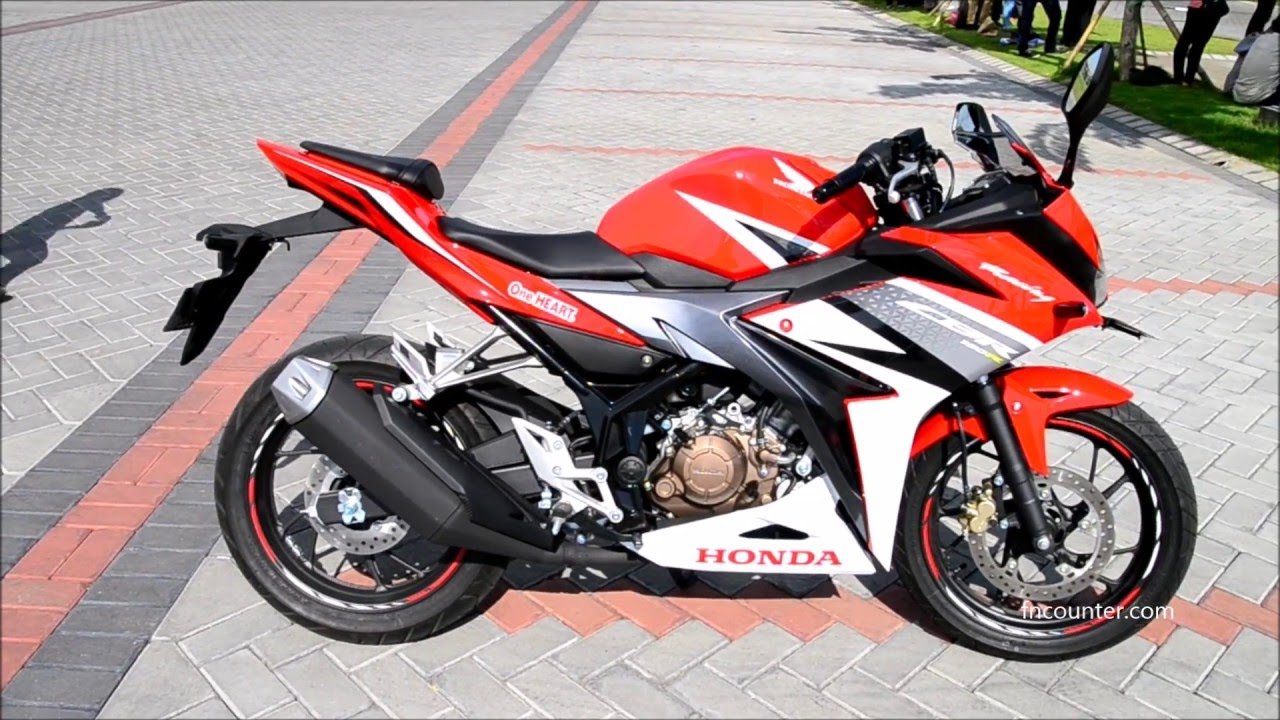 All New Honda Cbr150r Engine Sound Test Youtube