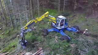 Kaiser S3 Climbing Forest Machine