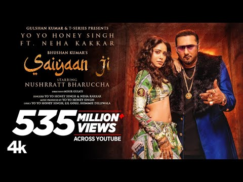 SAIYAAN JI Lyrics | Yo Yo Honey Singh Mp3 Song Download