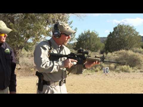 AR-15 Immediate Action Drill | Gunsite Academy Firearms Training