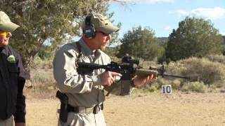 AR-15 Immediate Action Drill - Gunsite Academy Firearms Training
