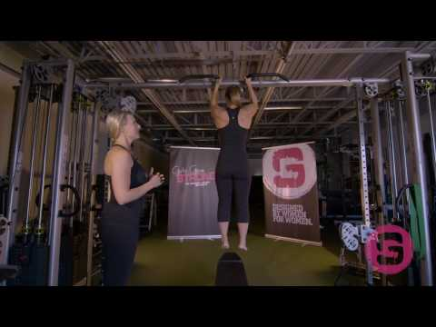 Moms Gone Strong - Pull-Up