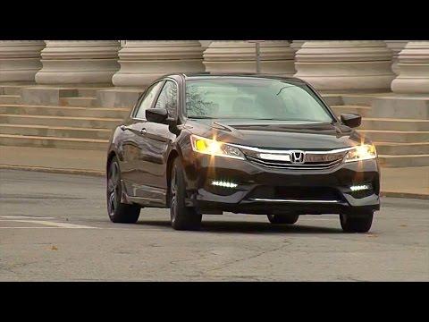 Honda Accord Sport 2017 Review | TestDriveNow