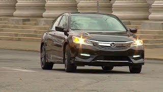 Honda Accord Sport 2017 Review | TestDriveNow