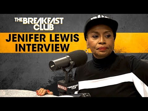 Jenifer Lewis Talks Self Awareness, Mental Illness, Sex Addiction + More