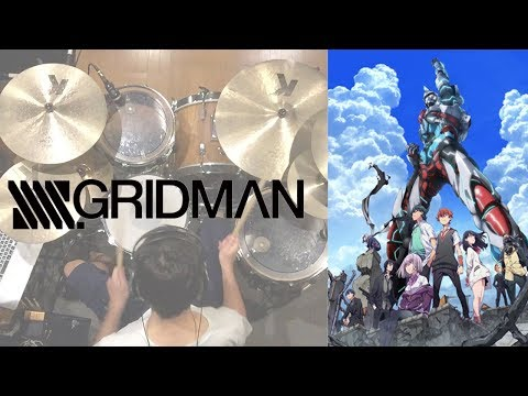 『SSSS.GRIDMAN』OP「UNION」(OxT)叩いてみた。/SSSS.GRIDMAN OP UNION OxT Drum cover
