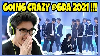 Download lagu TREASURE 'I Love You' + 'Boy' + 'Going Crazy' GDA 2021 Stage Reaction