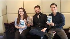 Christopher Paolini im Gespräch - Über Sprachen, Inspiration und Eragon Band 5 | Book Walk