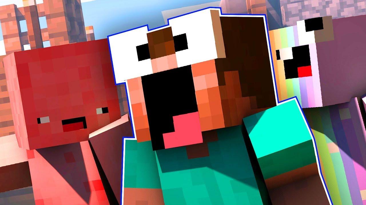 Top 11 Derpy DERP Skins in Minecraft