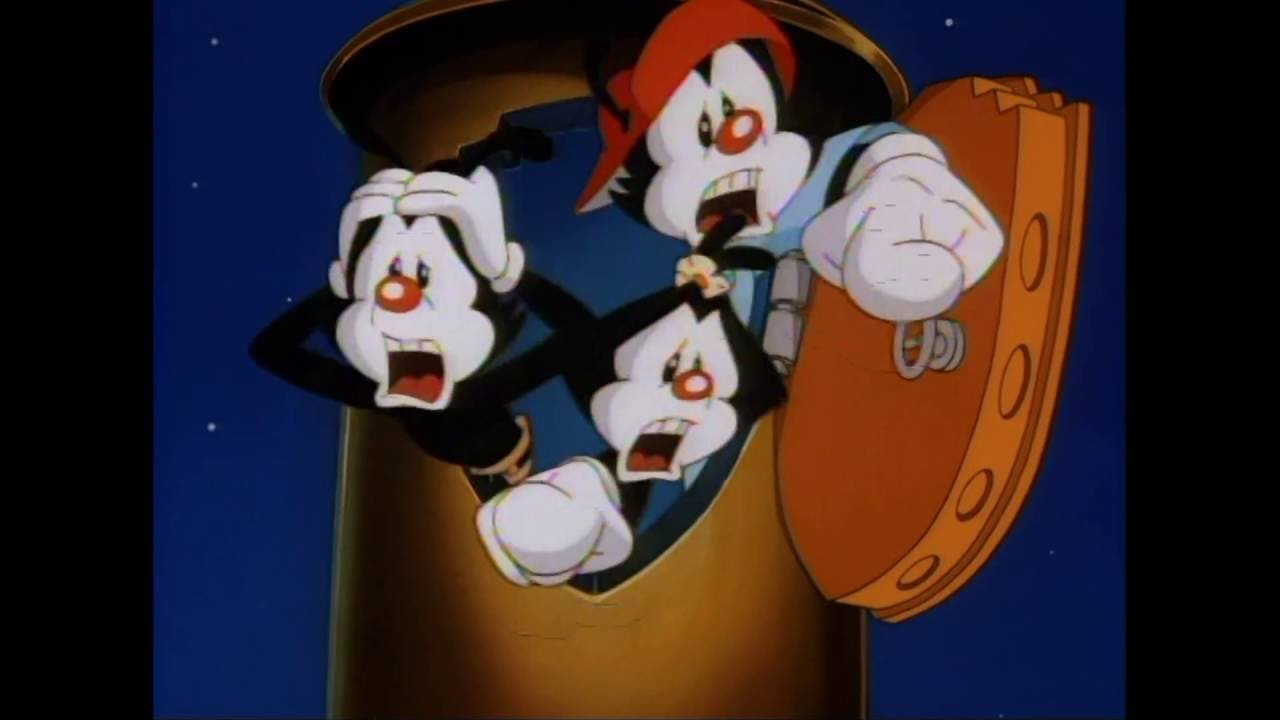 Animaniacs rush limbaugh outro joke youtube - Animaniacs pictures ...