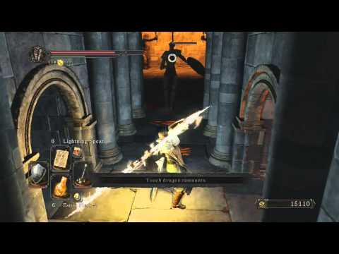 Dark Souls 2 - How to Find the Third Bonfire in Drangleic Castle