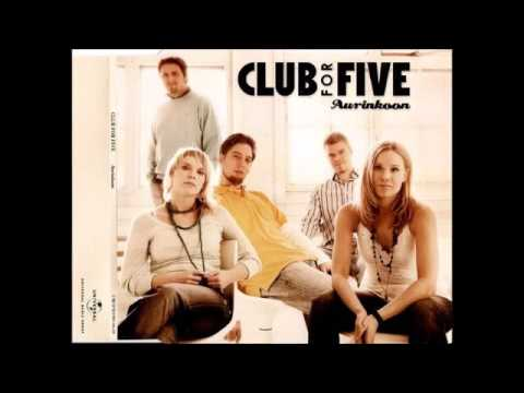 Club For Five - Aurinkoo
