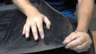Автомобильные коврики.Как определить качество?(, 2014-07-22T18:13:55.000Z)
