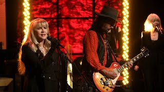 Fleetwood Mac Takes the Stage with The Chain