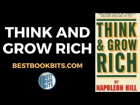 Think and Grow Rich | Napoleon Hill | Book Summary | bestbookbits.com