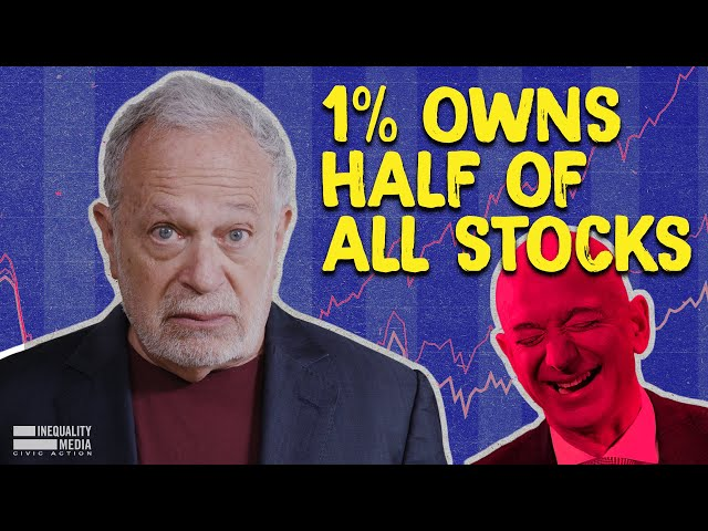 The Stock Market is Not the Economy | Robert Reich