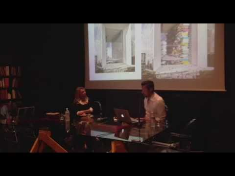 Stephane Malka's lecture at Milan Design Library October 2014