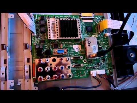 how to fix samsung tv on off screeching distorted sound