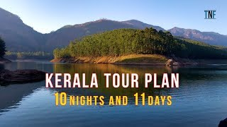Kerala Travel | Kerala Tour Package | Complete Kerala Tour | 10 Nights 11 Days