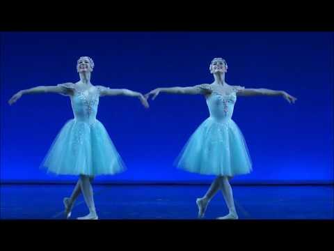 【バレエ】真珠のヴァリエーション【せむしの仔馬】