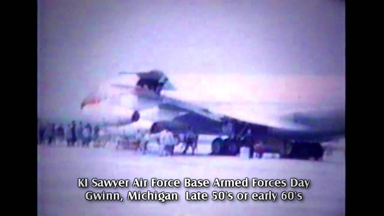 KI Sawyer AFB Armed Forces Day YouTube