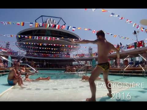 Pullmantur Sovereing - La Demence - The Cruise 2016 - ORIGINAL (WITHOUT REMIX) Gay.