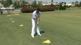 How To Do Warm Up On The Driving Range