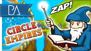 mini Medieval CONQUEST! - FUN Battles! - Circle Empires Gameplay