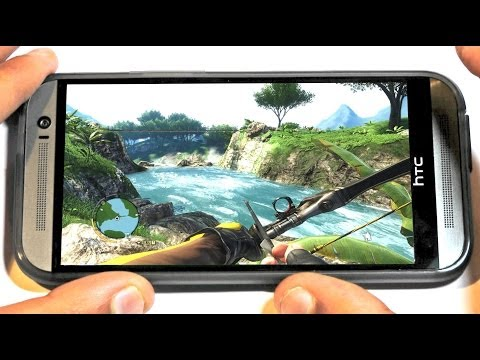 TOP 8 GAMES FOR HTC ONE M8 / GALAXY S5 / XPERIA Z2 (2014-2015) HD