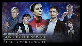 Repeat youtube video Sleep Over Tonight: Songify the News #10
