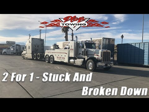 Simple Tow Turns Into More