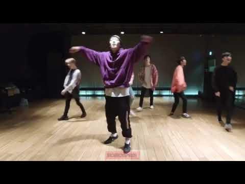 IKON | 'BEAUTIFUL' DANCE PRACTICE MOVING VER. VIDEO