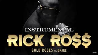 Rick Ross - Gold Roses ft. Drake (Instrumental)