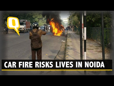 The Quint Exclusive: Cops, Firemen put commuters at risk in Noida