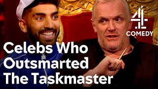 Celebs Nailing Impossible Tasks | Taskmaster