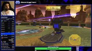 [World Record] Ratchet and Clank: Up Your Arsenal Any% Speedrun in 54:41