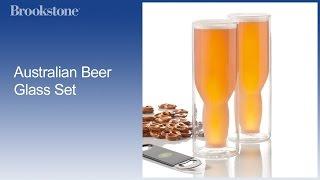 Australian Beer Gl Set