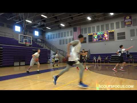 TM5 130  Joel  Brandwein  6'2 180  David Posnack Jewish Day School  FL  2019  Highlight