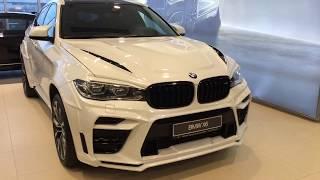 New technologies / BMW X6 / sports car