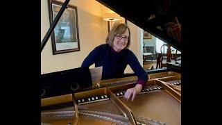 """Lisa Emenheiser performs """"Eine Kleine Mitternachtmusik"""" Mvt 3, """"Premonition"""""""