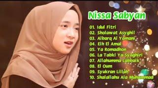 Sholawat Full Album Edisi Terbaru 2019 - Nissa Sabyan Gambus