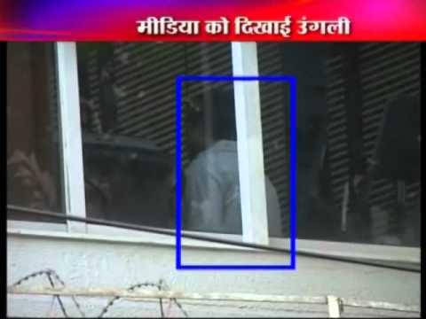 Download Kripashankar's Son Shows Middle-Finger To Media